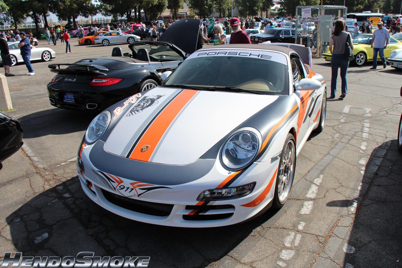 HendoSmoke - Supercar Sunday - May 2014 - Porsche Day-104