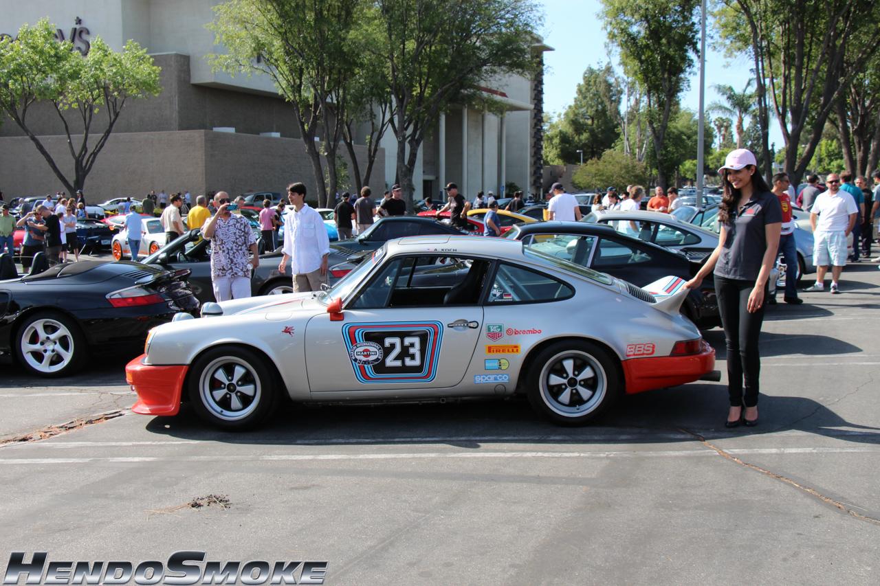 HendoSmoke - Supercar Sunday - May 2014 - Porsche Day-106