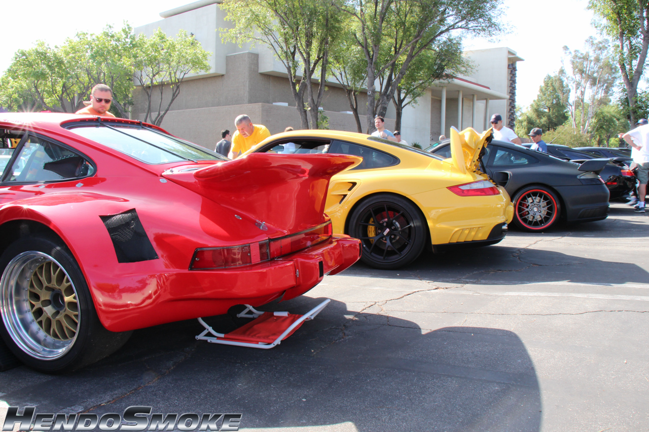 HendoSmoke - Supercar Sunday - May 2014 - Porsche Day-109