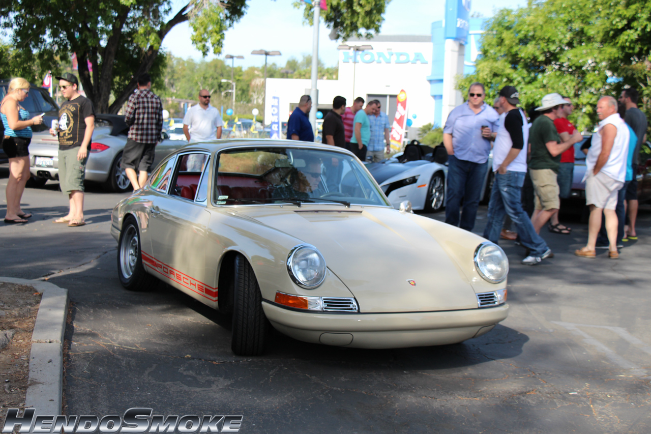 HendoSmoke - Supercar Sunday - May 2014 - Porsche Day-6