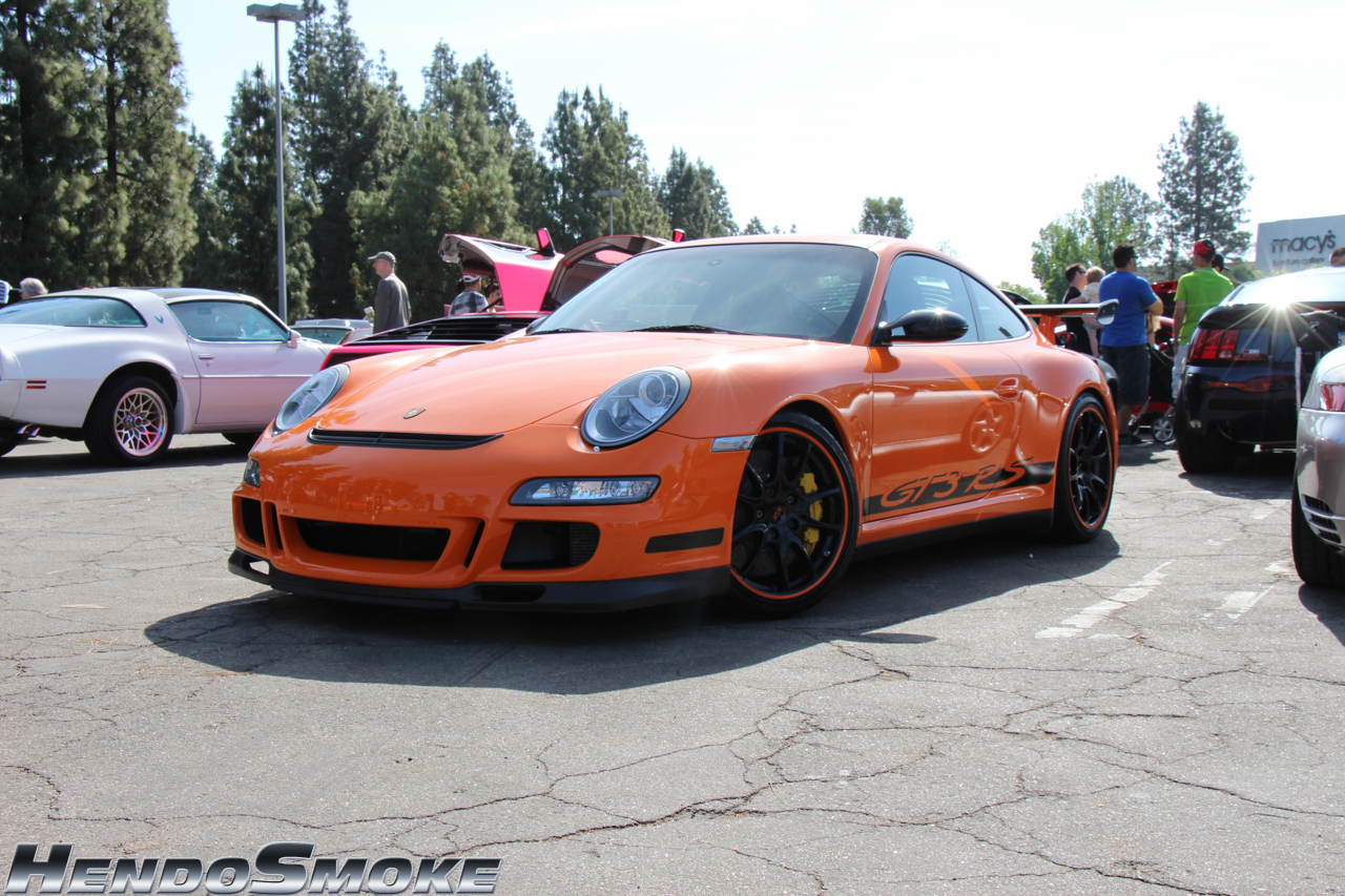 HendoSmoke - Supercar Sunday - May 2014 - Porsche Day-71