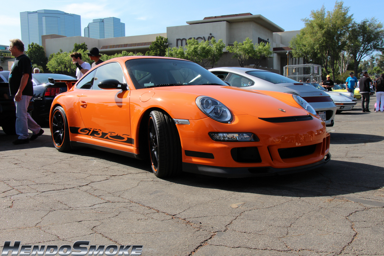 HendoSmoke - Supercar Sunday - May 2014 - Porsche Day-74