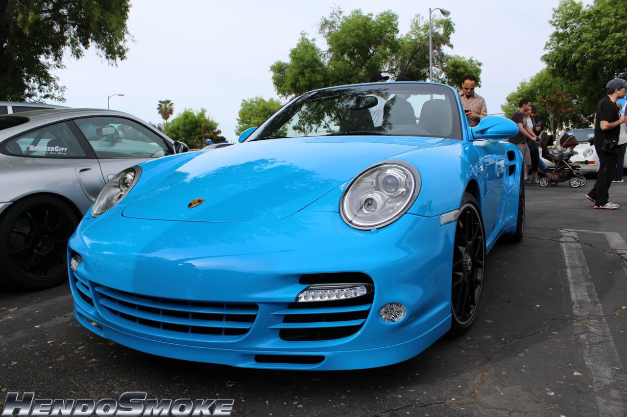 HendoSmoke - Supercar Sunday - April 2013 - Porsche Day-17
