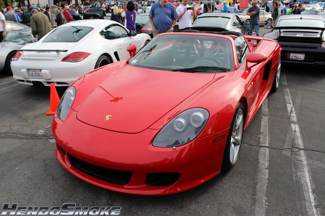 HendoSmoke - Supercar Sunday - April 2013 - Porsche Day-25
