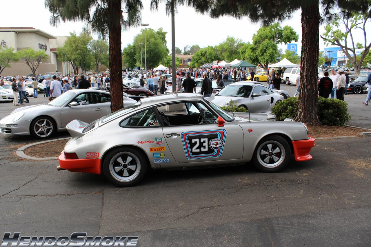 HendoSmoke - Supercar Sunday - April 2013 - Porsche Day-56