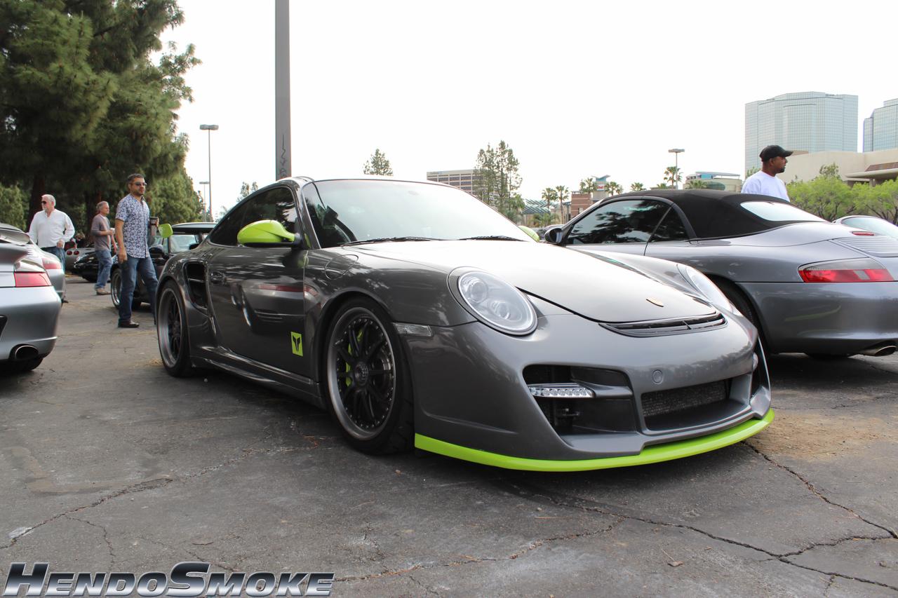 HendoSmoke - Supercar Sunday - April 2013 - Porsche Day-59