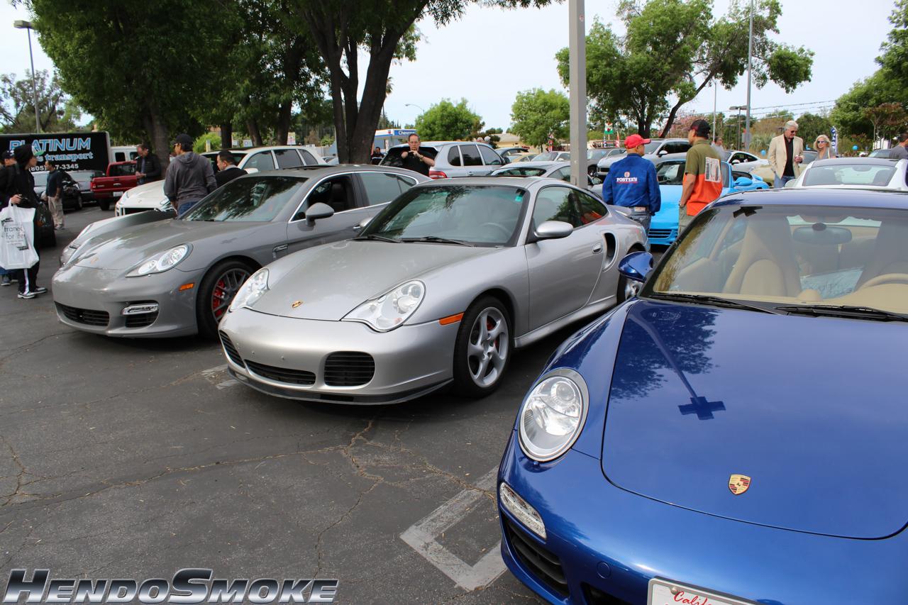 HendoSmoke - Supercar Sunday - April 2013 - Porsche Day-6