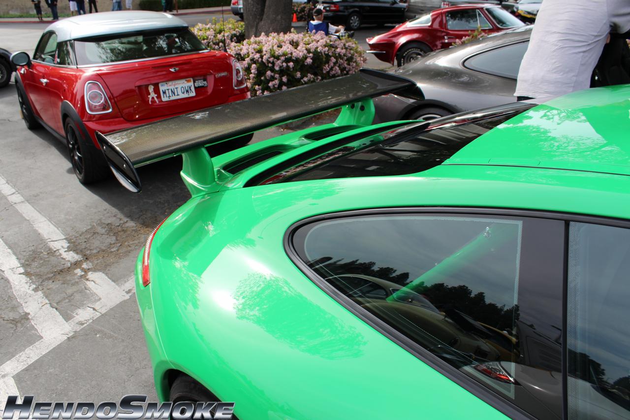 HendoSmoke - Supercar Sunday - April 2013 - Porsche Day-72