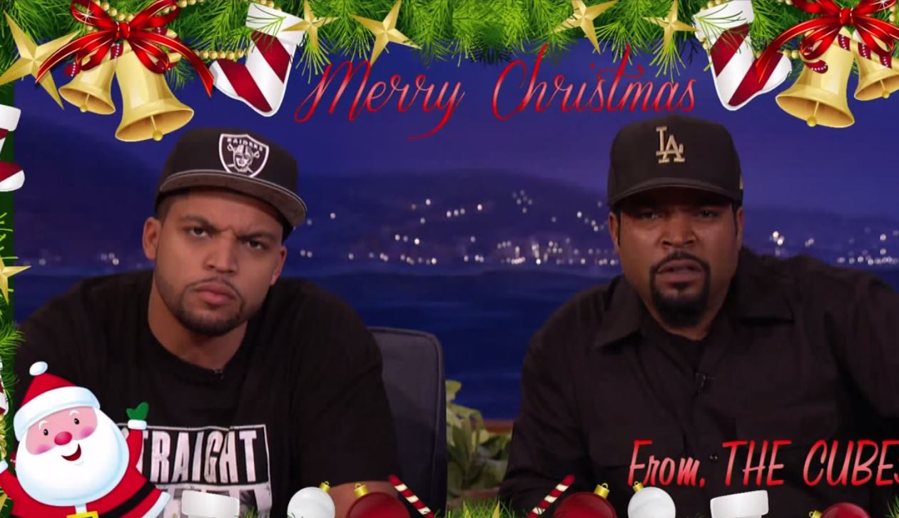 Ice Cube Family 2012 Straight Outta ...