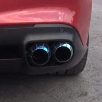 Ferrari F12 Innotech IPE Exhaust - HendoSmoke