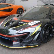 McLaren P1 GTR Justin Bell - HendoSmoke