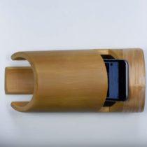 Acoustic iPhone Bamboo Tube - HendoSmoke