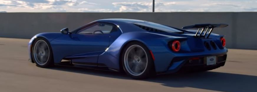 Ford GT apparently isn't that good but it's very cool