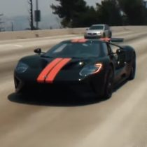 Jay Leno And His Ford Gt