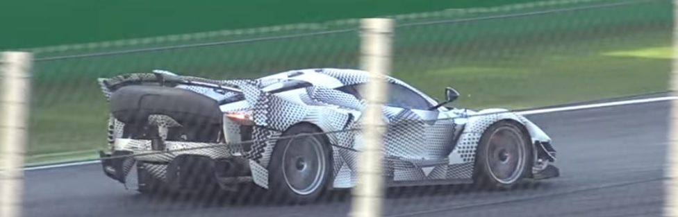 More Hardcore Ferrari FXX K, the FXX K Evoluzione